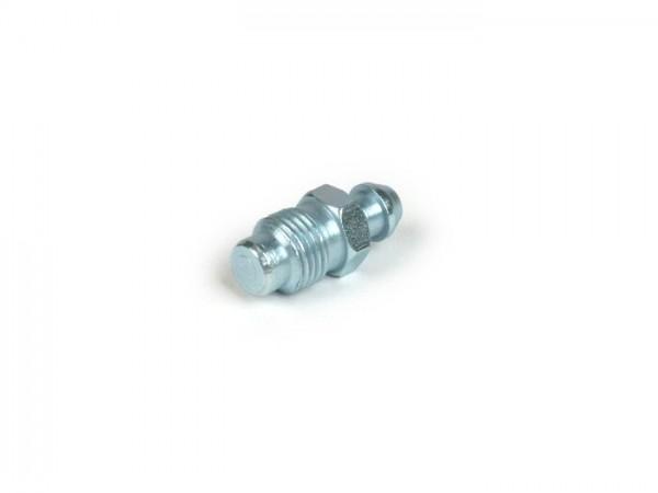Bleed screw for brake caliper -M10 x1.0- Grimeca