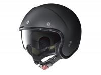 Helm -NOLAN, N21 Durango- Jethelm, schwarz matt - XXL (63cm)