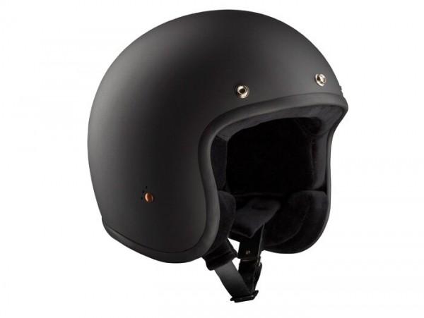Helmet -BANDIT ECE Jet- matt black - S (55-56cm)