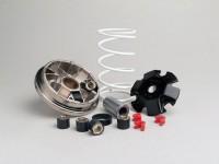 Variator-Kit -MALOSSI Multivar 2000- Peugeot 50 cc vertical - SPEEDFIGHT1 50, SPEEDFIGHT2 50, XFIGHT50, METALX50, TKR50, TREKKER50, VIVACITY50, BUXY50, ELYSEO50, ELYSTAR50, ELYSTAR50TSDI, LOOXOR50, SPEEDAKE, SQUAB50, ZENITH50