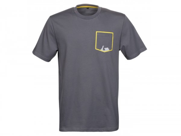 """T-Shirt -VESPA """"Graphic Collection""""- gris - XL"""