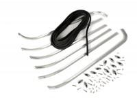 Footboard stripes set -CIF HQ- Vespa GL (VLA1T), T4