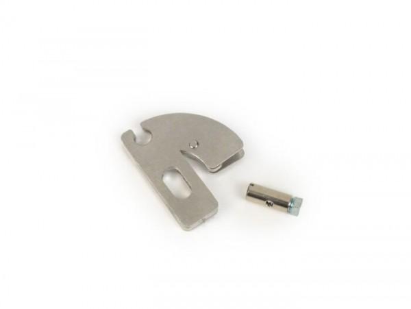 Soporte cable mando gas -MRP QUICK ACTION- Vespa VNB5-VNB6T, VBB, GS150 / GS3, GS160 / GS4 (VSB1T)