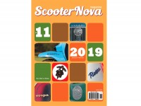 Scooter Nova Magazine - (#011) -  January / February 2019