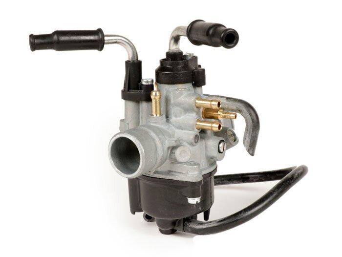 Vergaser Kit BGM 17,5 Dellorto PHBN E Choke Yamaha Aerox MBK Nitro Aprilia SR 50