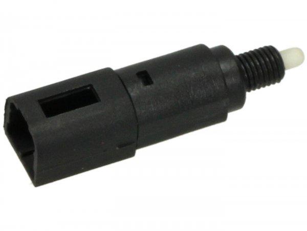 Brake light switch -PIAGGIO- Vespa GT L 125 (ZAPM31100, ZAPM31101), Vespa GT L 200 (ZAPM31200), Vespa GTS 125 (ZAPM31300), Vespa GTS 250 (ZAPM45100), Vespa LX 125 (ZAPM44100, ZAPM44300), Vespa LX 150 (ZAPM44200, ZAPM44400), Vespa LX 50 (ZAPC38101, ZA