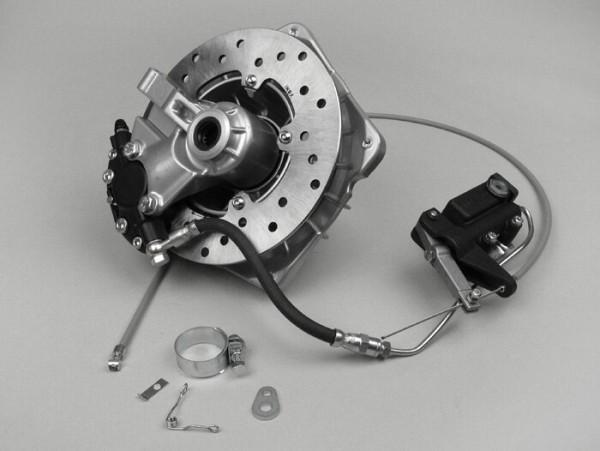 Disc brake set -GRIMECA Classic NT Ø=16mm- Vespa PX (till 1982) - semi hydraulic
