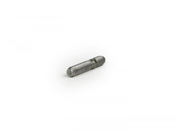 Stud -M6 x 28mm- (used for exhaust/cylinder Vespa V50, V90, SS50, SS90, PV125, ET3, PK50, ET2, ET4, LX, LXV, S50-150ccm, Leader 50-150ccm)