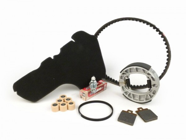 Sevice kit -PIAGGIO- Vespa ET2 50cc (ZAPC381)