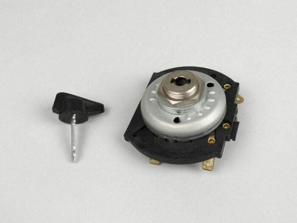Ignition switch -VESPA- Vespa Rally180 (VSD1T), SS180 (VSC1T) - 6 plugs