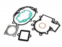 Engine gasket set -BGM ORIGINAL- Peugeot 50cc AC (horizontal cylinder) - SPEEDFIGHT3 50cc AC (2-stroke), LUDIX AC, VIVACITY 50 NEW (2-stroke)