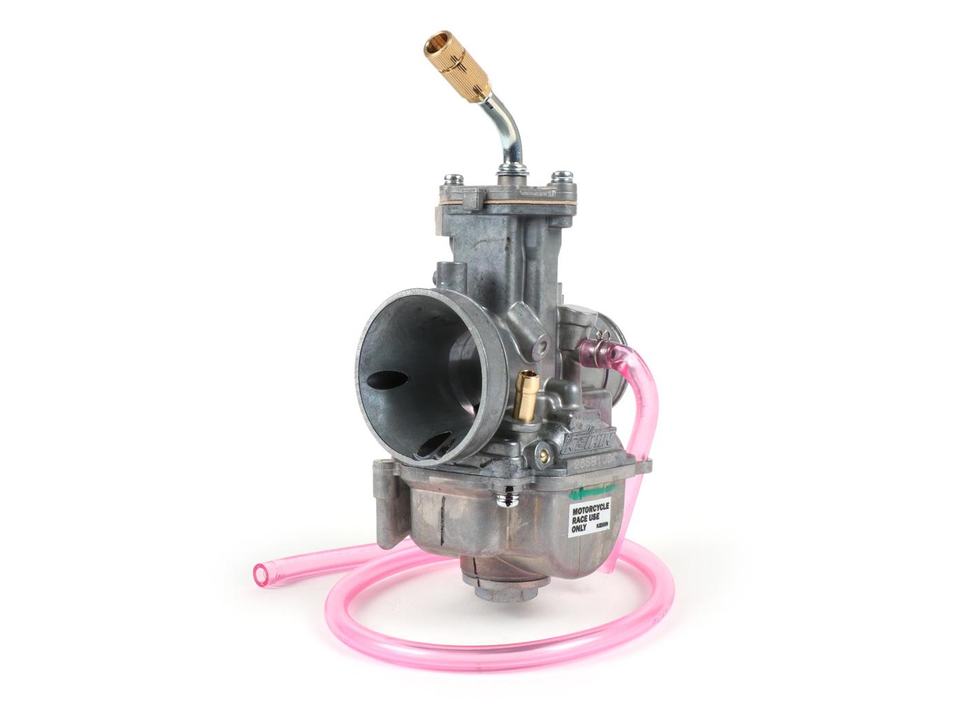 Starter manuel pour les carburateurs Keihin et Stage6 de type PWK