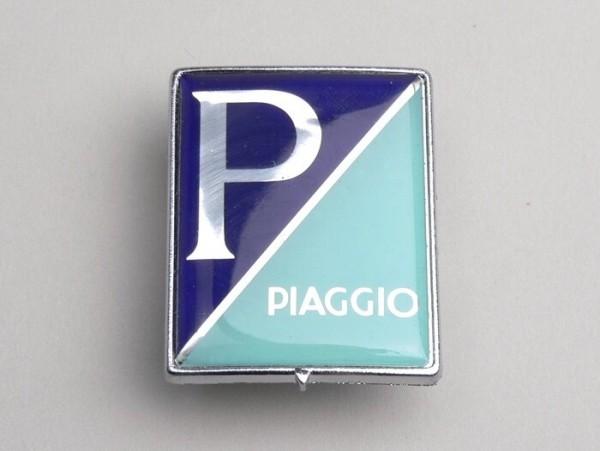 Schriftzug Kaskade -VESPA- Piaggio Rechteck - Vespa PX Lusso (ab Bj. 2001), Vespa ET2, ET4, GT125, GTL, GTV, GTS125, LX, LXV, S 50-125