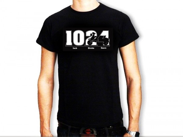 T-Shirt -1024 Lambretta- men - S