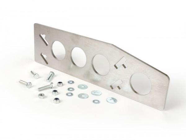 Seitenständerverstärkung -SCOOTER & SERVICE, VA 5mm- Vespa PX, T5, PK, V50, PV, ET3