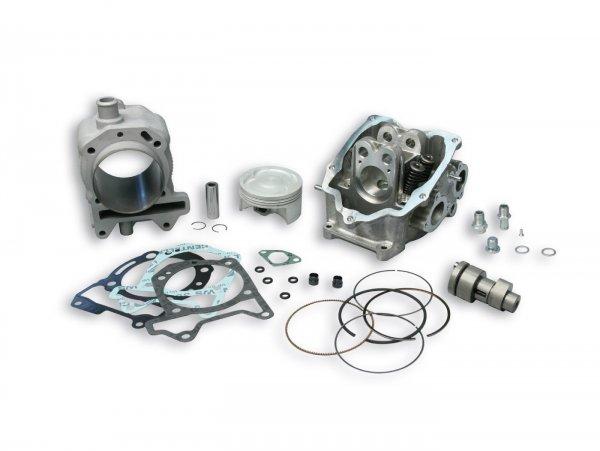 Tuningkit -MALOSSI- 218ccm Vespa GTS/GTV/GT/GT L 125-200ccm 4T LCpasst auch für Leader 125
