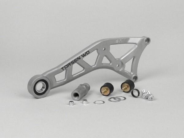 Soporte árbol de suspensión -POLINI Torsen WD- Minarelli 50 ccm (cilindro horizontal, carter largo MA/MY)