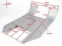 Floor board long version-VESPA- V50 (since V5A1T200000), V50 L (since V5A1T40000), V50 S (since V5SA1T31000), V90 (since V9A1T28001), PV125, ET3