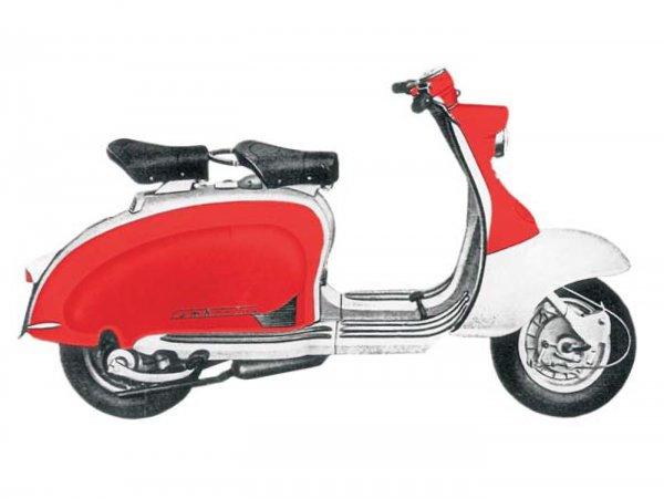 Lambretta (Innocenti) LI 150 (Serie 1)