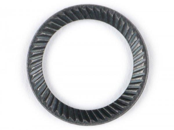 Spannscheibe - Schnorrscheibe - Sicherungsscheibe -DIN 6796- Federstahl, verzinkt - M12