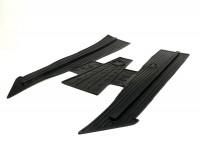 Alfombra completa -VESPA- PK S - negro