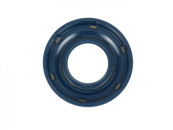 Wellendichtring 22,7x47x7/7,5mm - (verwendet für Kurbelwelle Antriebseite Vespa V50, V90, SS50, SS90, PV125, ET3, PK S, PK XL - Getriebeeingangswelle Piaggio 125-180 ccm 2-Takt, Piaggio 125 ccm 4-Takt (1.Generation))