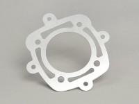 Testa del cilindro spaziatore -SRC 172/180 ccm- Piaggio 125-180 ccm LC 2-tempi - 1,5mm