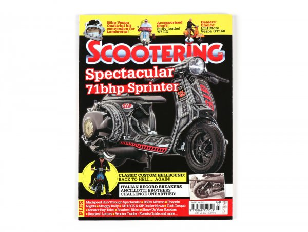 Revista Scootering - (397) julio 2019