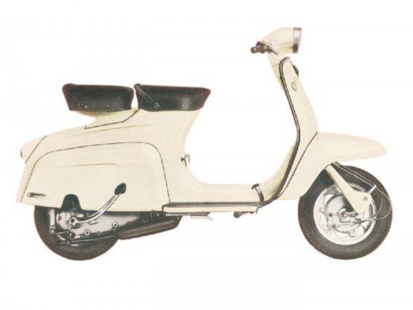 Lambretta (Innocenti) J 100 (Cento)