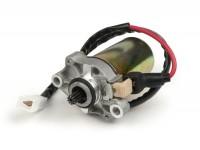 Startermotor - Anlasser -BGM ORIGINAL- Piaggio 50 ccm 4-Takt, Piaggio 80 ccm 2_Takt