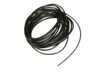 Electric wire -UNIVERSAL 1.50mm²- 5m - black