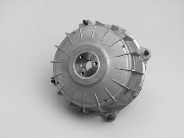 Rear brake hub -FA ITALIA- Lambretta LI (series 3), LIS, SX, TV (series 3), DL, GP - unpainted