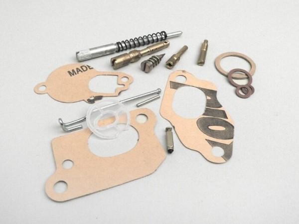 Vergaserrevisions-Kit -LML- Dellorto SI 17-20 (Typ ohne Getrenntschmierung)