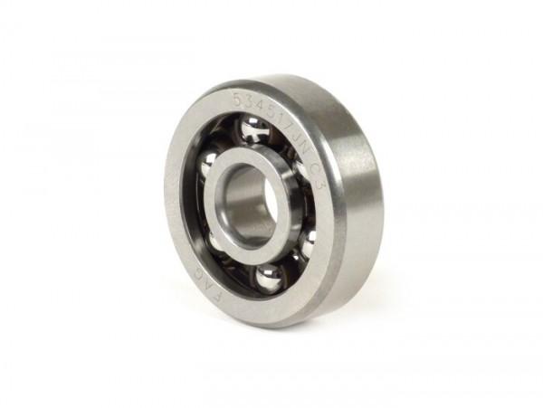 Kugellager -613963/C3- (12x40x12mm) - (verwendet für Nebenwelle Vespa Sprint150 (VLB1T), TS125 (VNL3T), GT125 (VNL2T), GTR125 (VNL2T), VBA, VBB, GL150 (VLA1T), PX125, PX150)