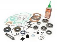 Kit reparación motor -PIAGGIO- Vespa 125cc/150cc 3 lumbreras de transferencia - Vespa GTR125 (VNL2T), TS125 (VNL3T), Sprint150 Veloce (VLB1T, 0150001-)
