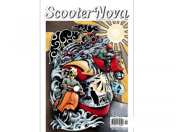 Scooter Nova Magazine - (#012) - April / März 2019