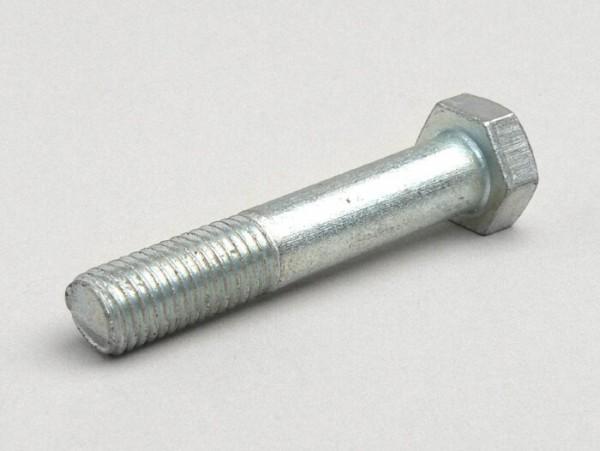 Screw -DIN 931- M9 x 50mm (used for kickstarter Vespa V50, V90, SS50, SS90, PV125, ET3, PK