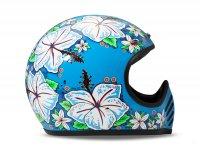 Casco -DMD Seventyfive- casco de motocross, vintage - Aloha - L (59-60cm)