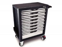 Tool trolley with 7 drawer -TOPTUL- 322 pcs