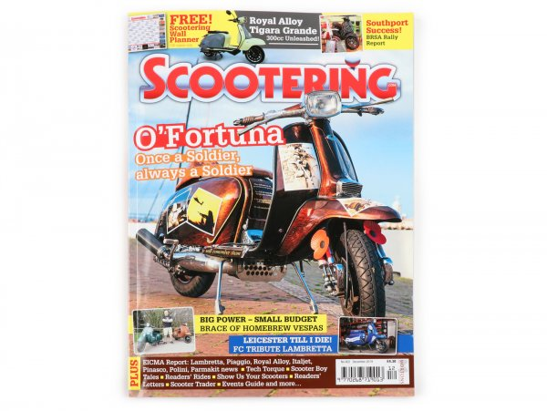 Scootering - (402) dicembre 2019