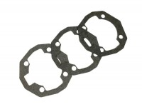 Gasket set for cylinder base -PARMAKIT/POLINI 177/187cc- Vespa PX125, PX150, Cosa125, Cosa150, GTR, TS125, Sprint Veloce (VLB1T 0150001-) - 0.25mm/0.50mm/0.75mm