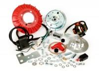 Zündung -MALOSSI VesPower MK2- Vespa V50, V90, PV125, ET3, PK S (Konus 19mm) - Modelle mit Bremslicht