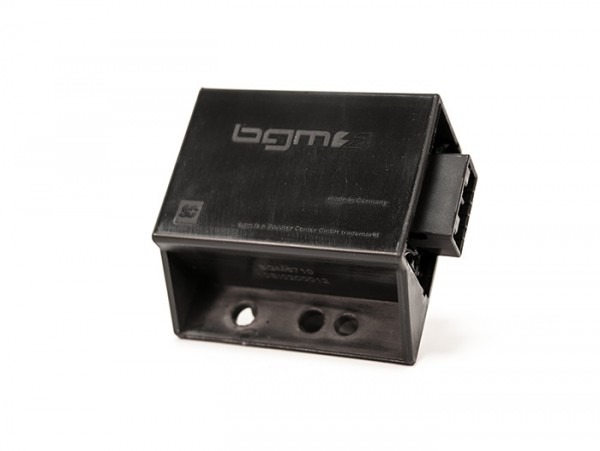 Hupengleichrichter ohne Anschlußstecker -BGM PRO- mit LED-Blinkrelais und USB Ladefunktion