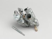 Carburateur -DELLORTO / SPACO SI20/20D- Vespa PX125 Euro3 (2011-, type avec catalyseur/pompe à huile) - COD 585