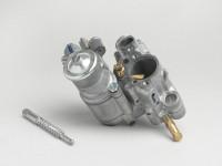 Carburateur -DELLORTO / SPACO SI24/24G- Vespa T5 125cc 125 (type avec pompe à huile) - COD 594