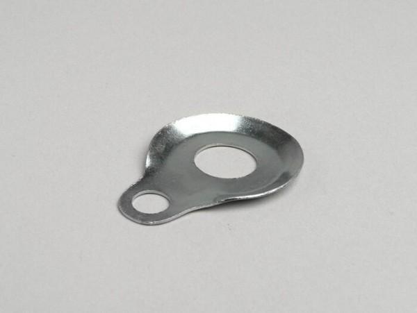 Clutch nut tab washer -SIL- Lambretta (series 1-3)