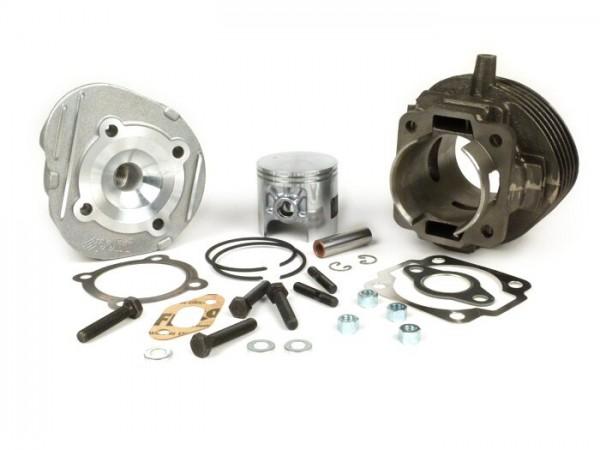 Cilindro -POLINI fundición gris 102 ccm- Vespa V50, PK50