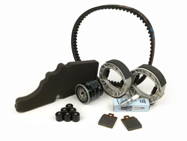 Sevice kit -PIAGGIO- Vespa LX 125cc (ZAPM441, ZAPM443), Vespa LXV 125cc (ZAPM443), Vespa S 125cc (ZAPM443)