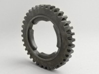 4th gear cog -PIAGGIO- Vespa PX EFL T5 125cc, PX200 EFL (short) - 36 teeth