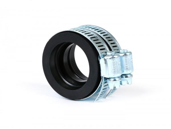 Goma de unión carburador/colector de admisión -BGM ORIGINAL- ME=34/34mm